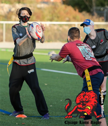 US Rugby Foundation Ball Grant Recipient Spotlight – Chicago Lions Youth and Community Rugby