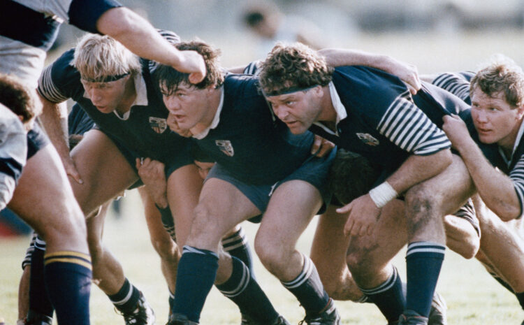 US Rugby Hall of Fame Inductee: Chris Lippert