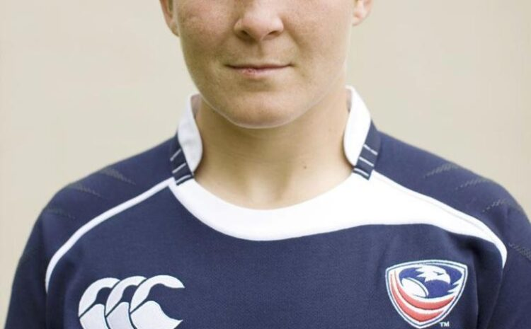 US Rugby Hall of Fame Inductee: Jamie Burke