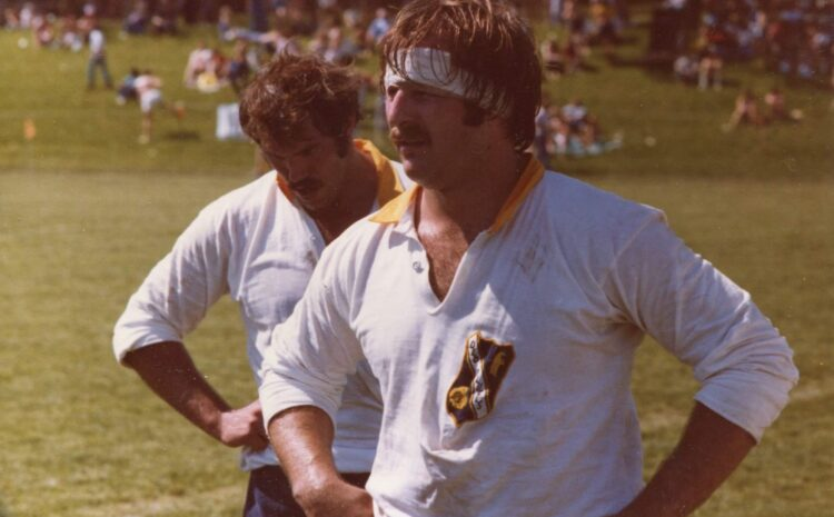 US Rugby Hall of Fame Inductee: Rick Bailey